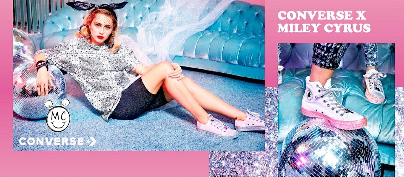Converse x Miley