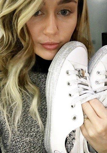 Converse x Miley Cyrus Collaboration