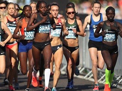 Women's Race Great North Run 2018