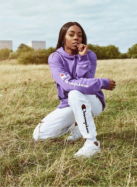 lady leshurr in champion