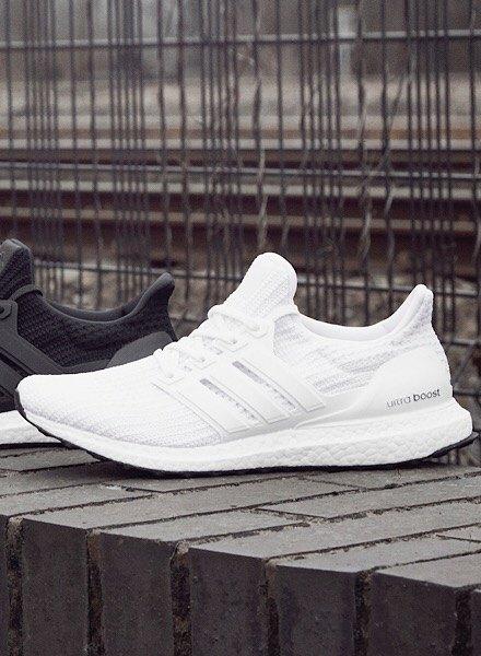 adidas Ultra Boost white