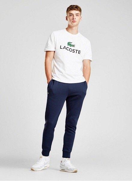 Lacoste fleece track pants