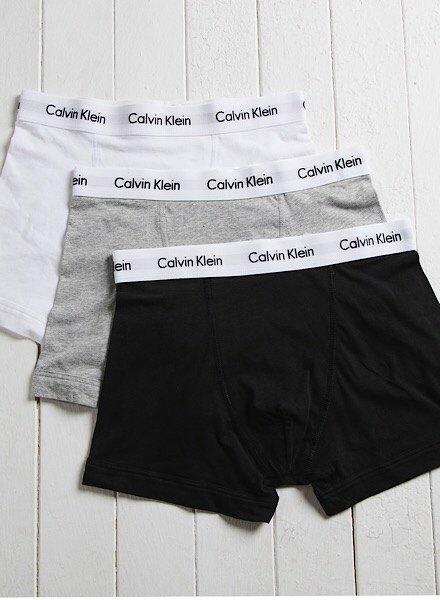Calvin Klein boxers