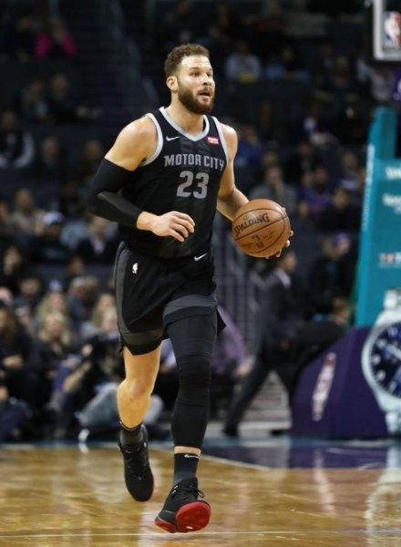 Black Griffin Jordan