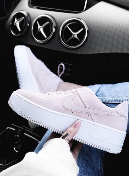 pink air force 1 sage low