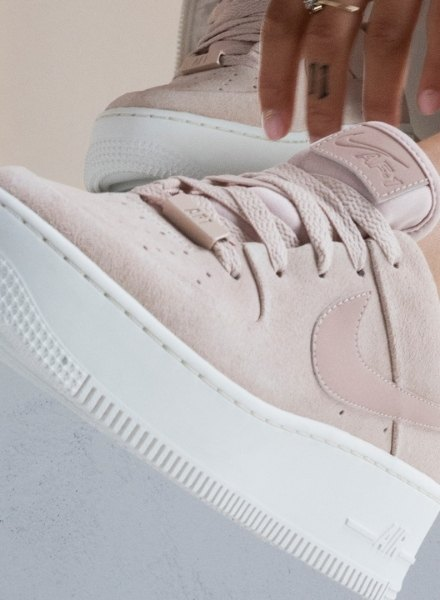 pink air force 1 sage