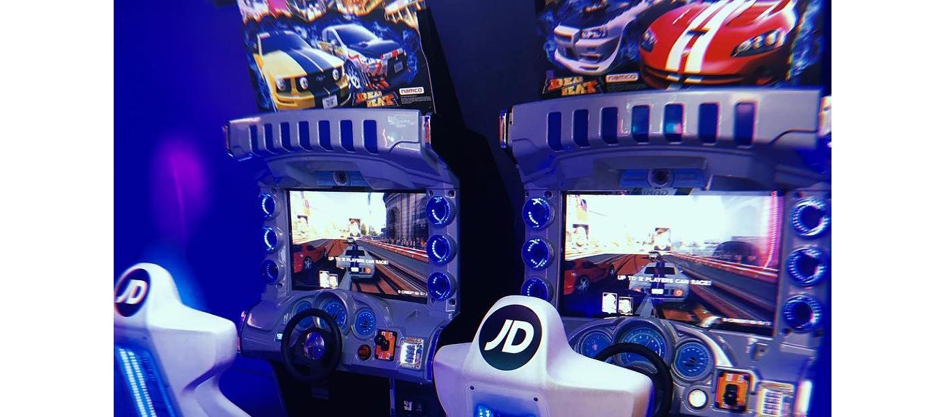 nite jogger arcade