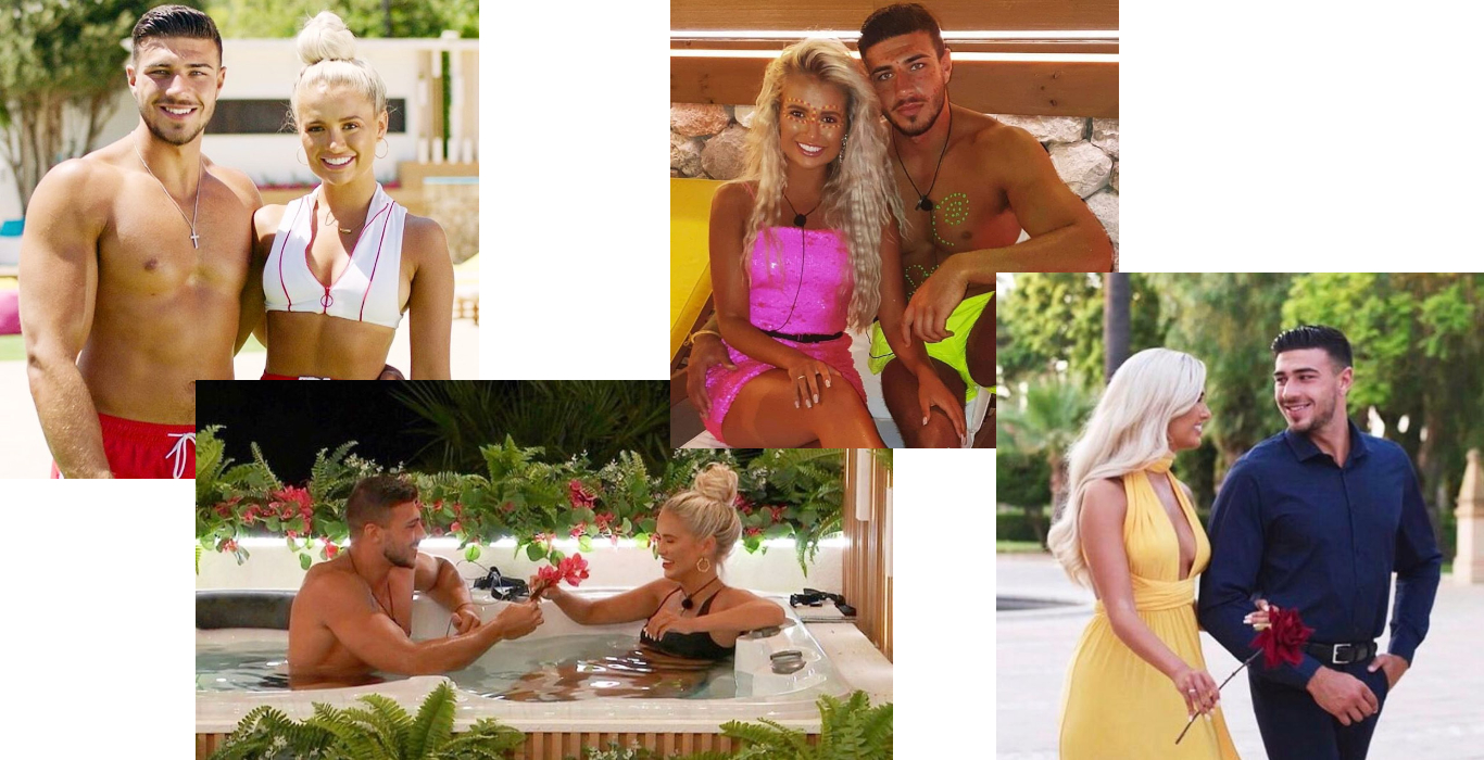 tommy and molly love island
