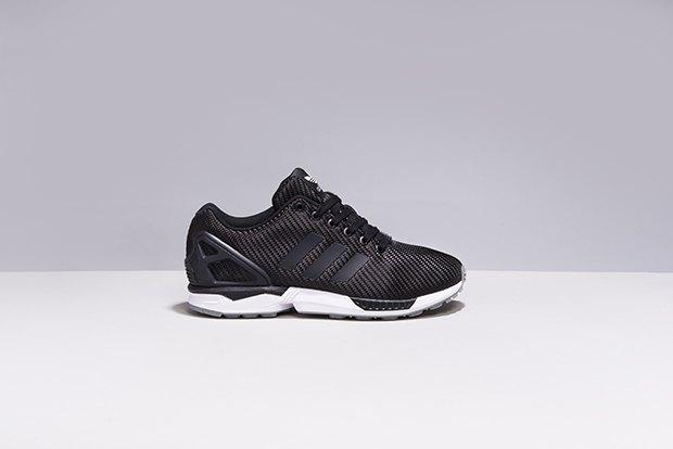 Black Adidas Zx Flux Jd
