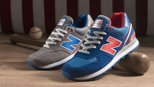 latest new balance 574